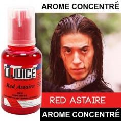 Arôme Red Astaire Concentré - T Juice - 30ml