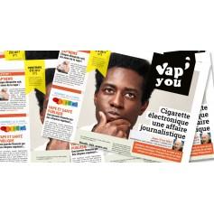 Cadeau - Magazine VAPYOU N.5